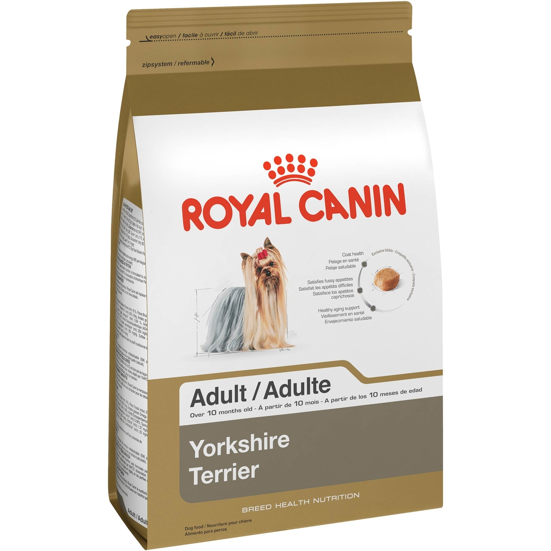 Royal Canin Breed Health Nutrition Yorkshire Terrier Dog Food Food