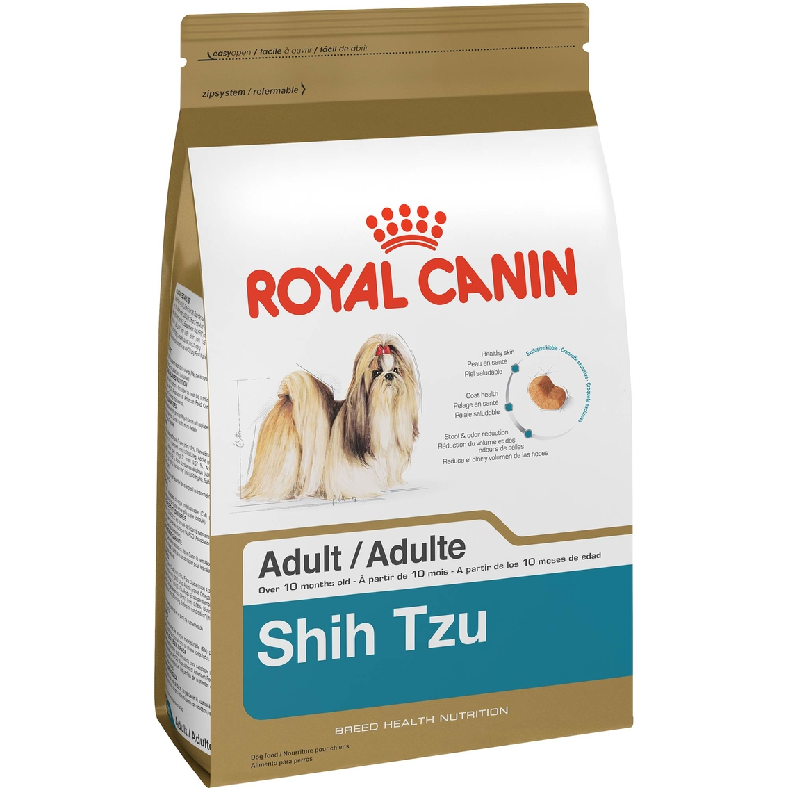 Royal Canin Breed Health Nutrition Shih Tzu Dry Dog Food Food Treats Household Shop The Exchange