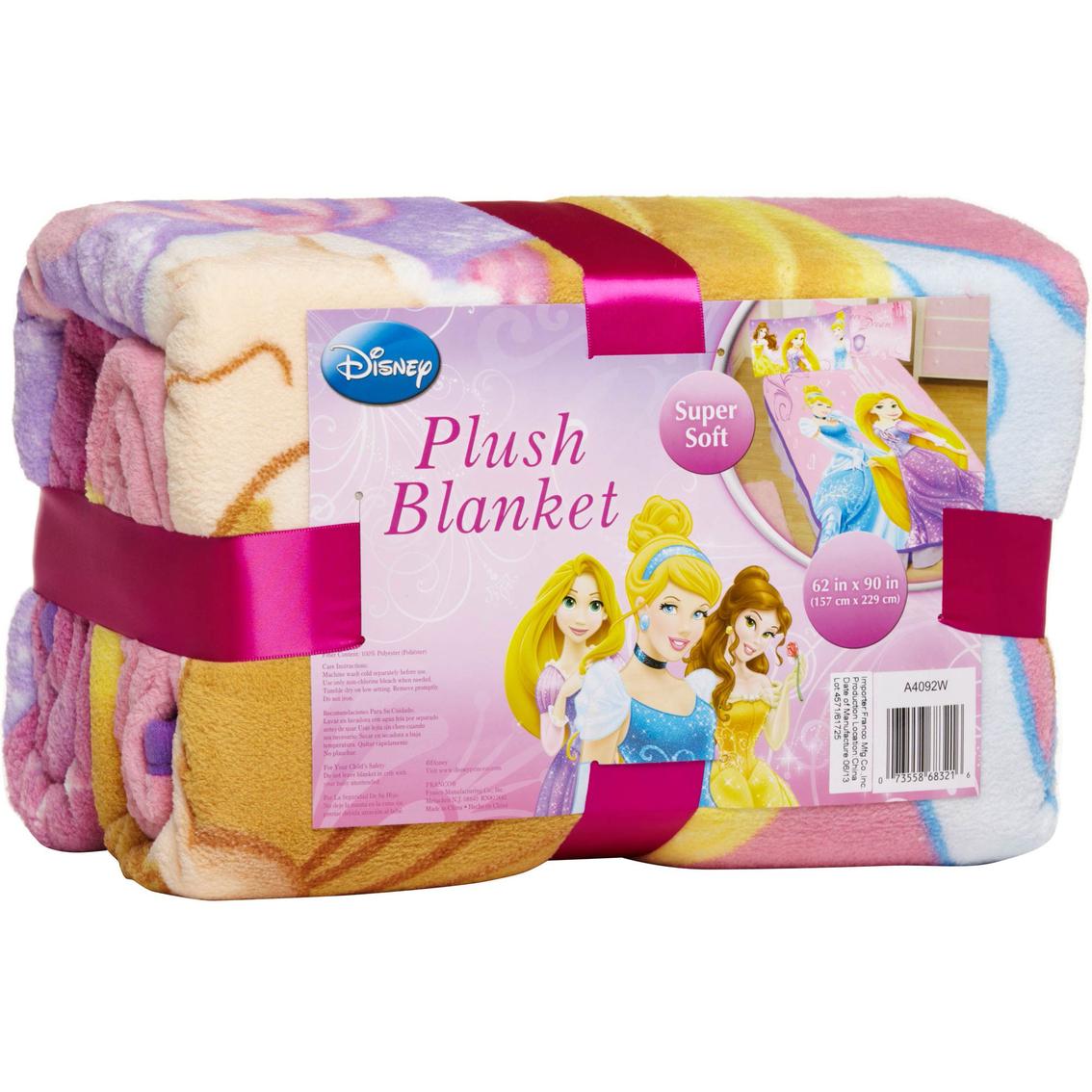 Disney Princess Sparkling Elegance Blanket Blankets