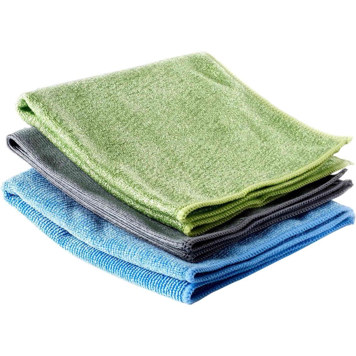 Microfiber Towel Kit: O-cedar Microfiber Cloth Cleaning Kit