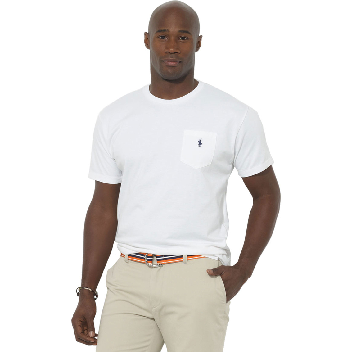 leda RESA Experimentera  Polo Ralph Lauren Big & Tall Pocket Crewneck Tee | Shirts ...