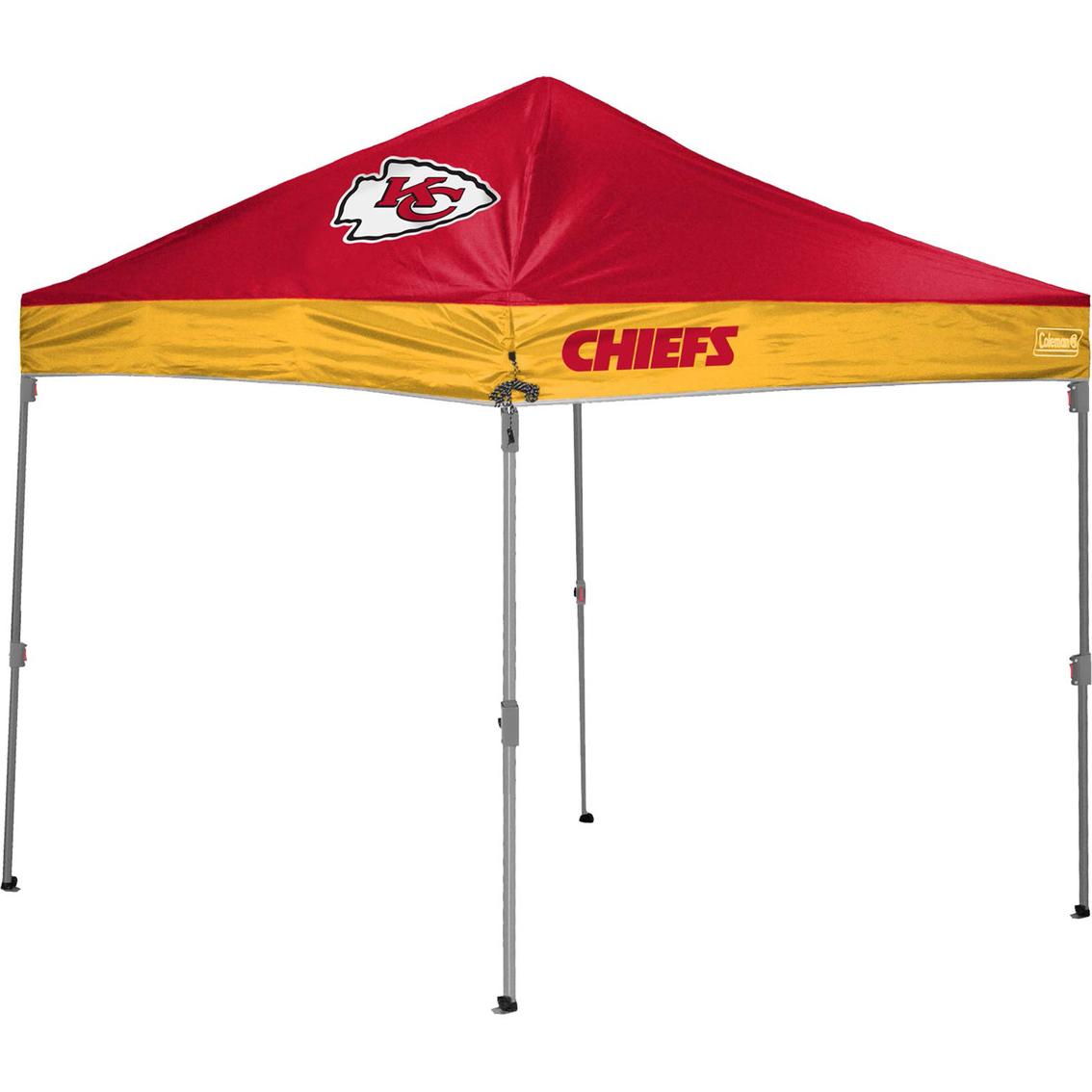 Jarden Sports Licensing Nfl Kansas City Chiefs 10 X 10 Ft