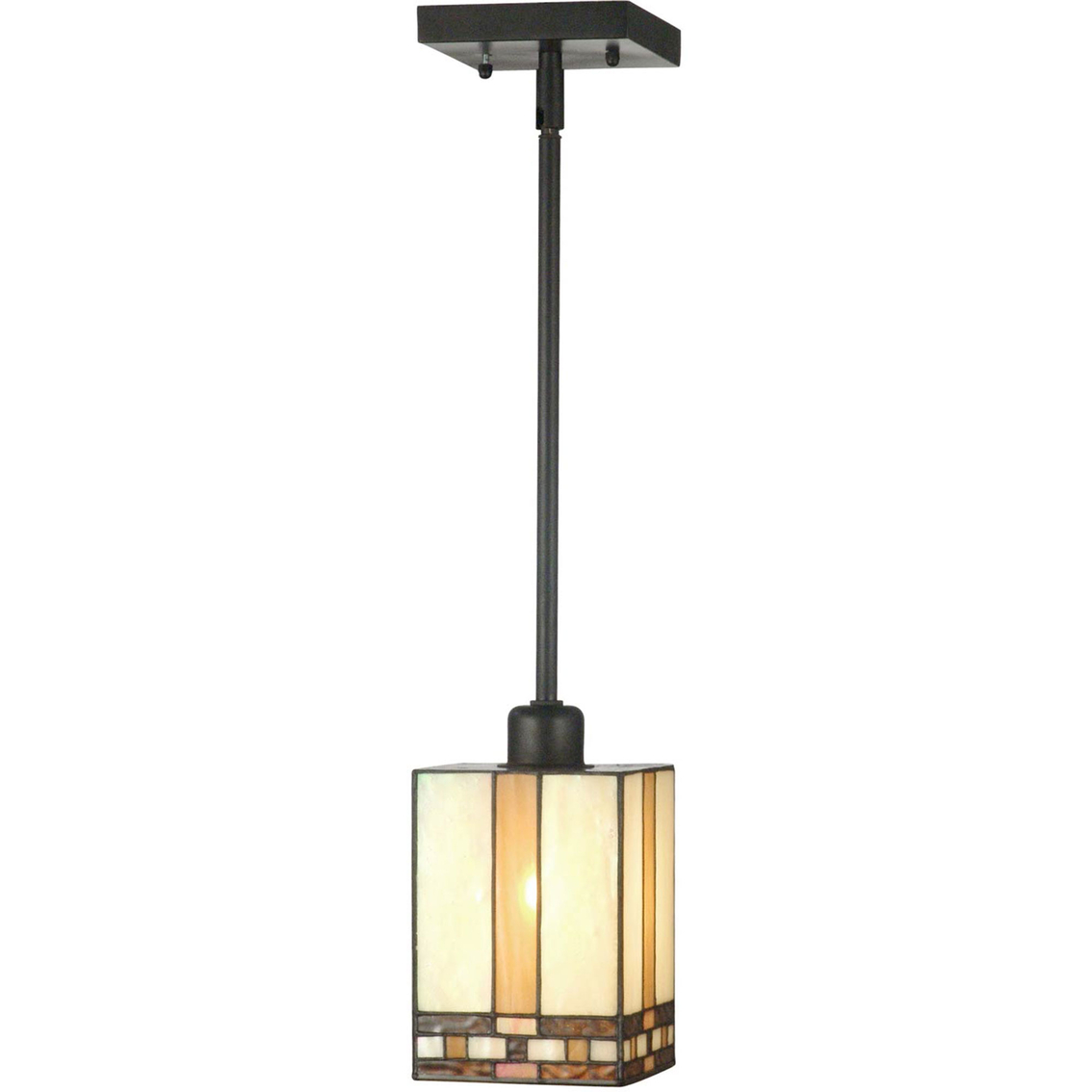 Dale tiffany mission mini pendant lamp ceiling lights home 1410 aloadofball Images