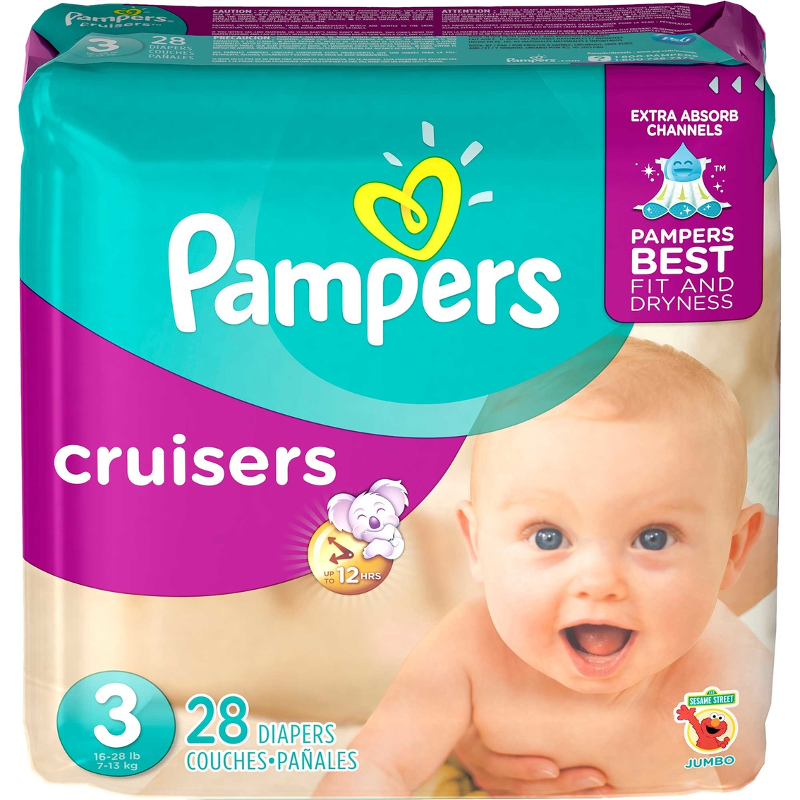 Pampers Cruisers S20 Jumbo 20ct   Diapers   Baby & Toys   Shop The ...