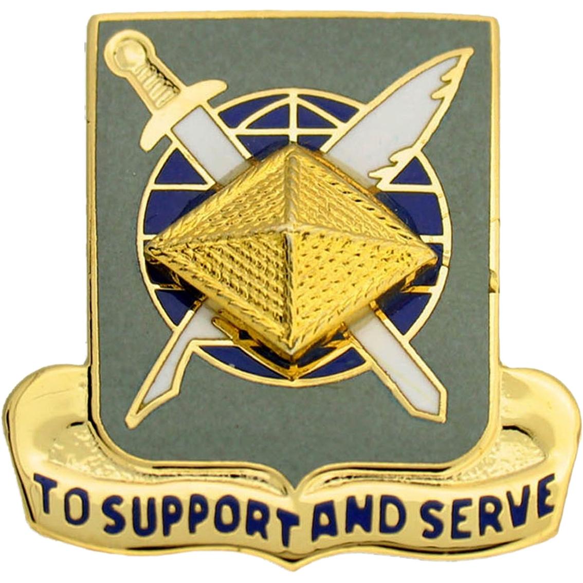 Army Finance Corps (fi) Regimental Crest | Regimental ...