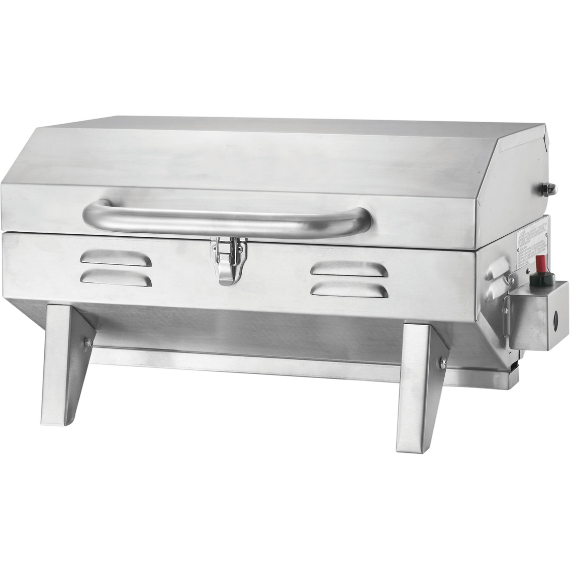 Beau RiverGrille Stainless Steel Tabletop LP Gas Grill