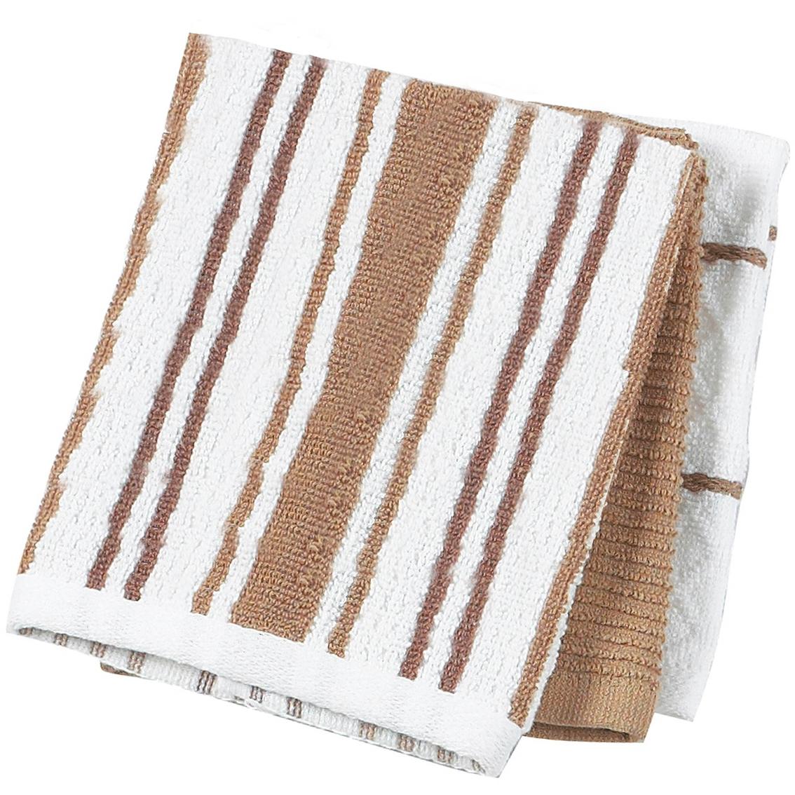 kay dee designs cafe express dish cloths 3 pc set table linens mats home appliances. Black Bedroom Furniture Sets. Home Design Ideas