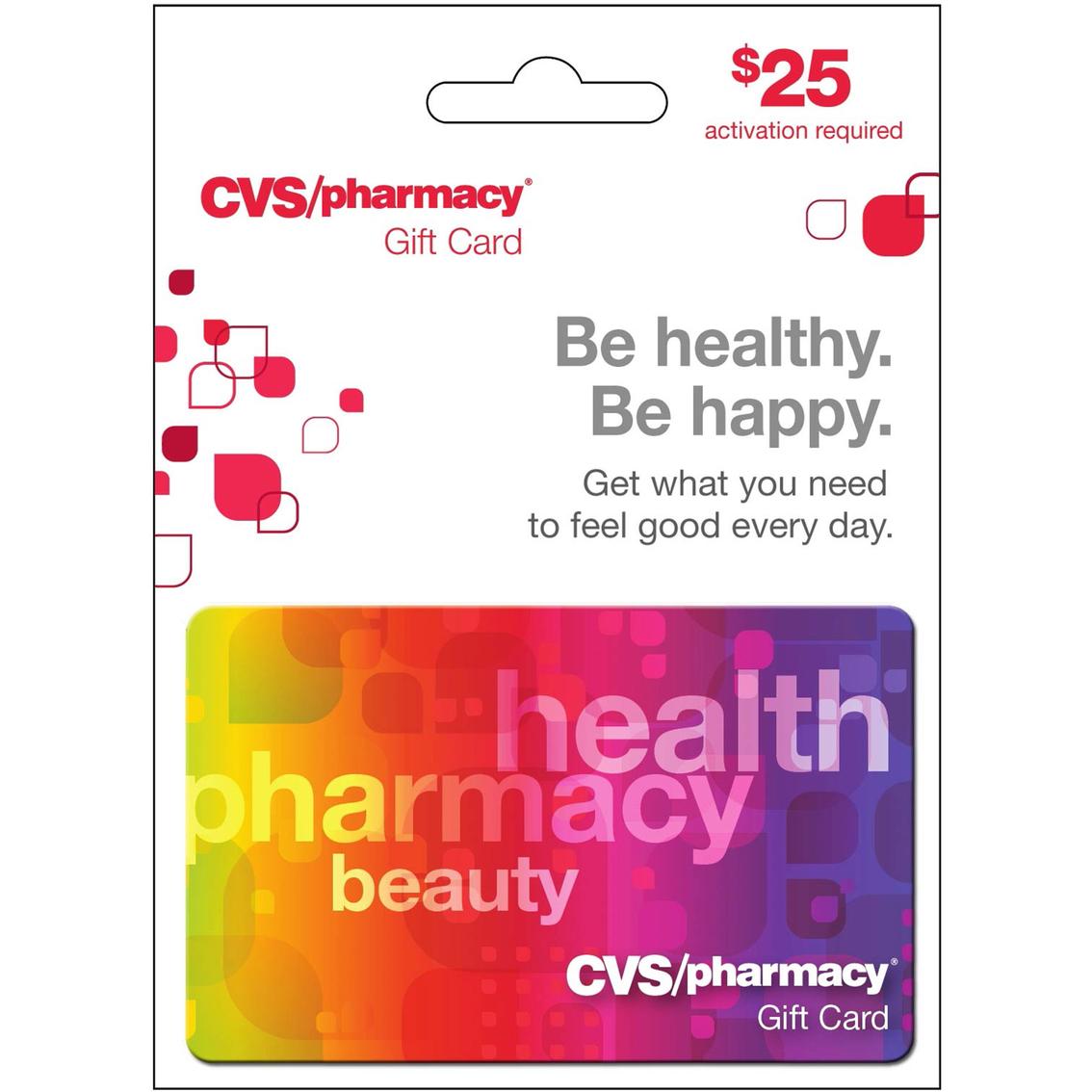 cvs gift card personal care beauty health shop the exchange. Black Bedroom Furniture Sets. Home Design Ideas