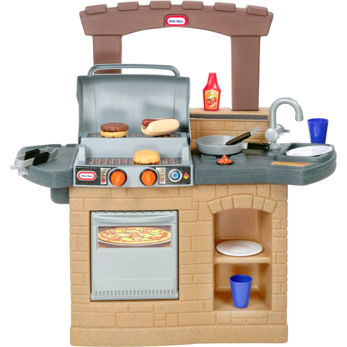 Little Tikes Cook 'n Play Outdoor Bbq | Yard Games | Baby ...