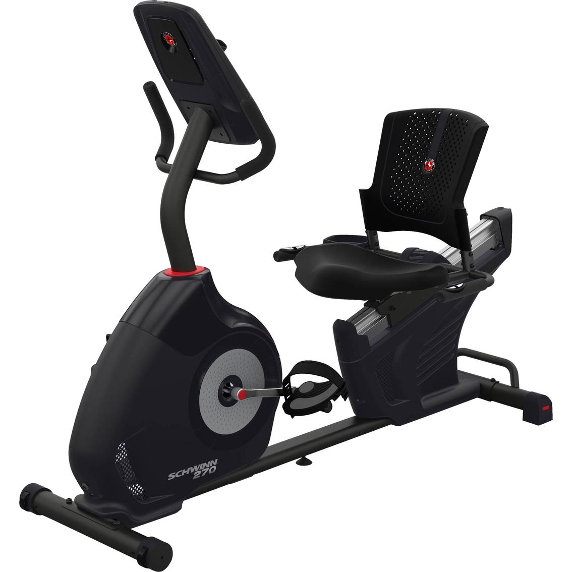 025efbce721 Schwinn 270 Recumbent Bike | Cardio Equipment | Sports & Outdoors ...
