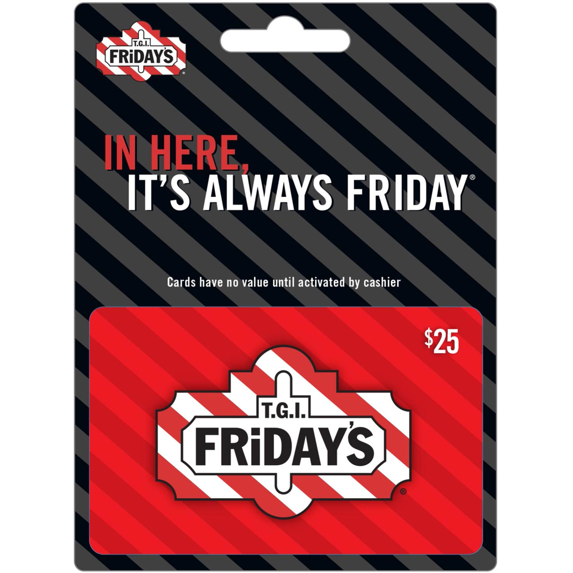Tgi Fridays Gift Card | Entertainment & Dining | Gifts & Food ...
