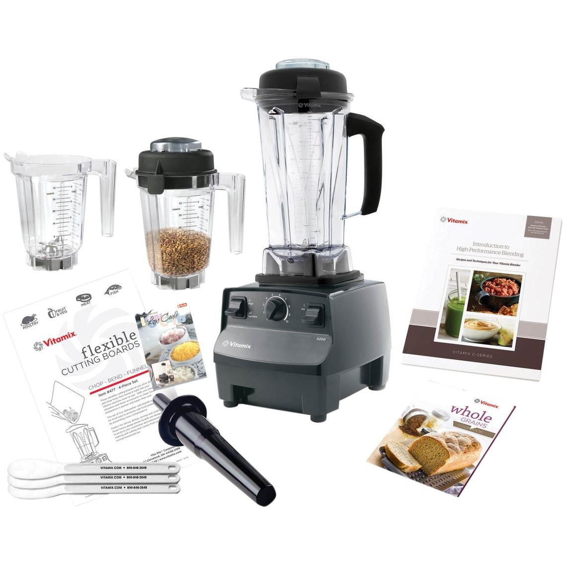 Kitchen Appliance Shop Vitamix 5200 Deluxe Complete Kitchen Blender Blenders Home