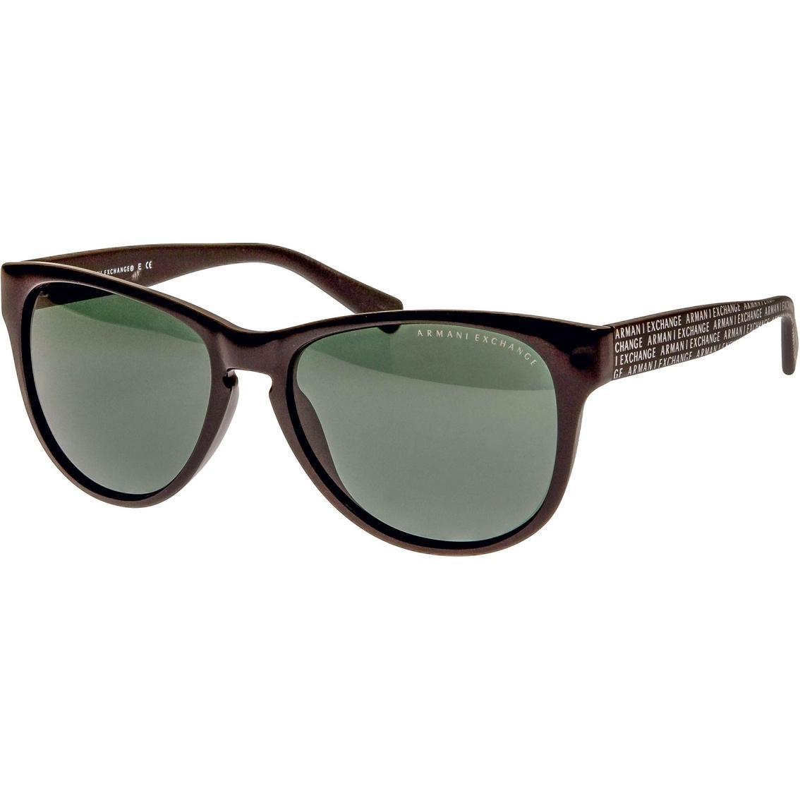 8f021368 Armani Exchange Urban Attitude Multi Text Sunglasses | Unisex ...