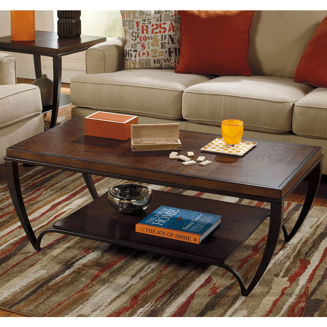 Signature Design By Ashley Brashawn Coffee Table Living