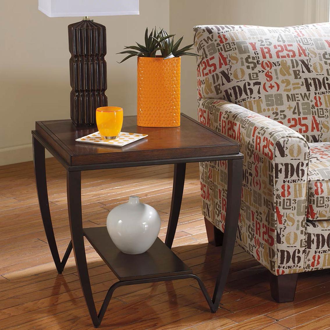 Ashley Coffee End Tables: Signature Design By Ashley Brashawn End Table