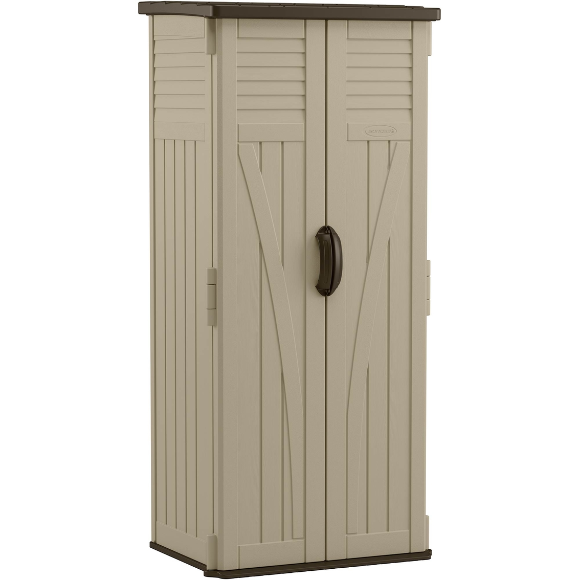 Suncast Vertical Storage Shed | Storage Sheds | More | Shop