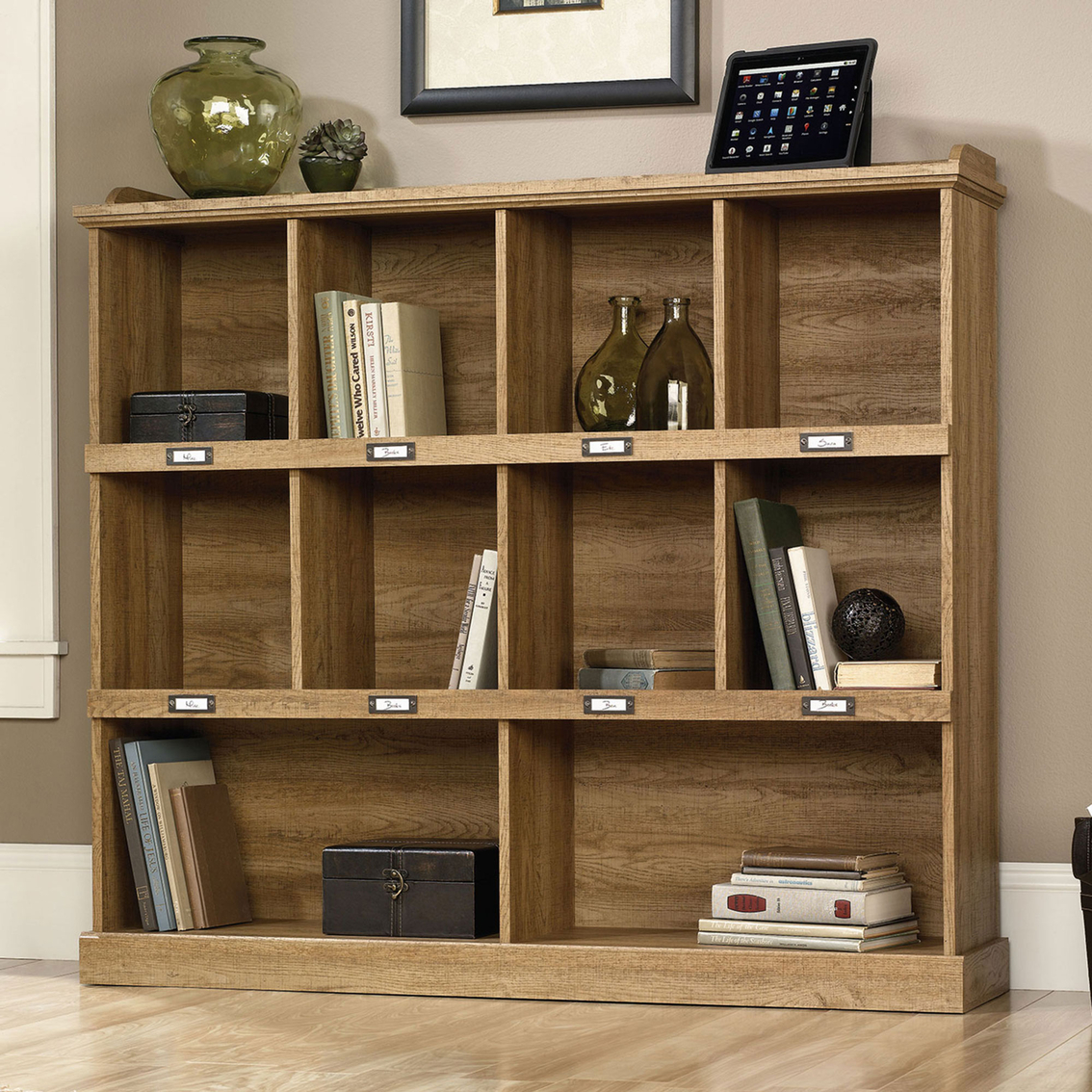 shelves sauder barrister category by organization bookcase bookcases shop
