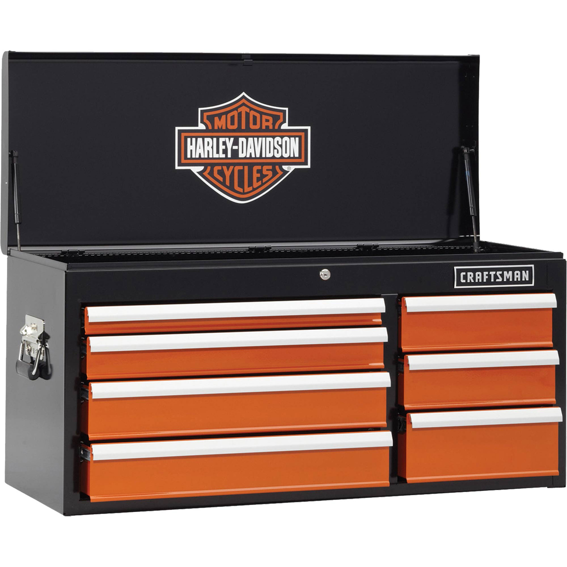Craftsman Harley Davidson 40 In 7 Drawer Top Chest Tool
