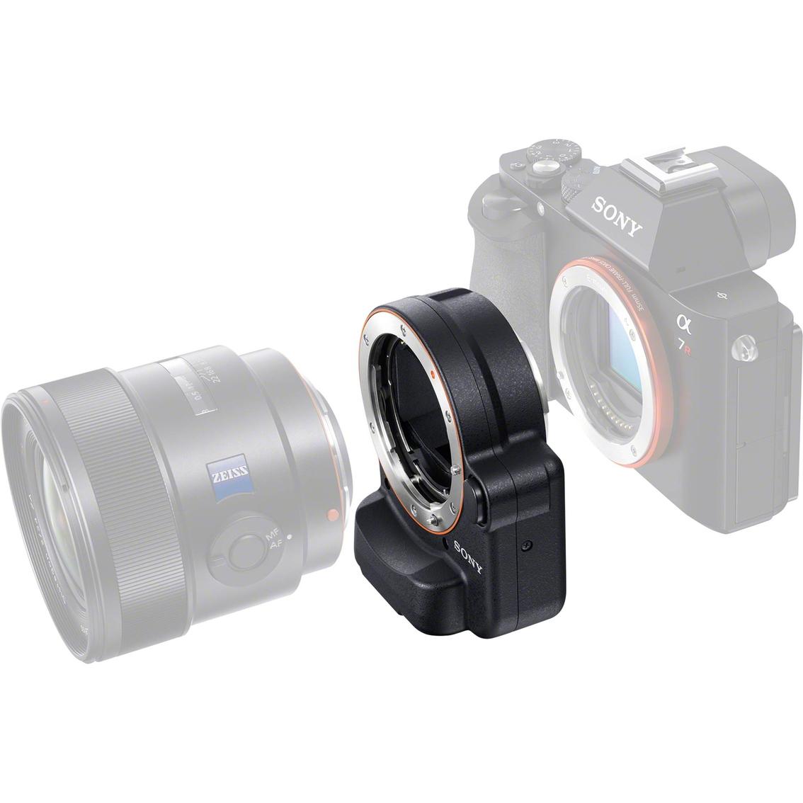 Sony La-ea4 A-mount To E-mount Full Frame Lens Adapter | Tripods ...