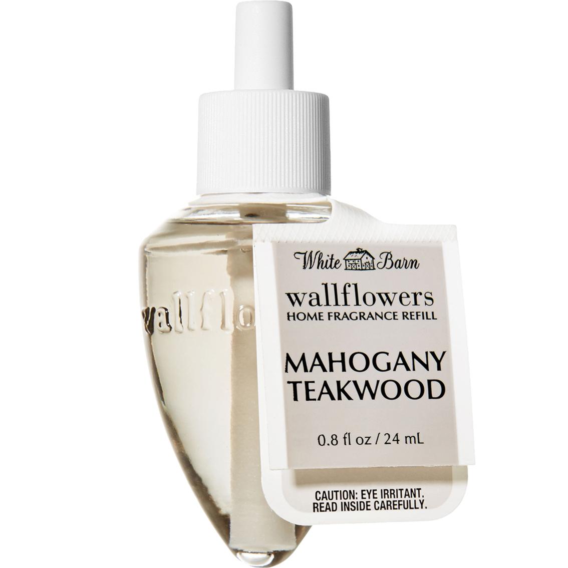 Bath Body Works Mahogany Teakwood Wallflower Refill