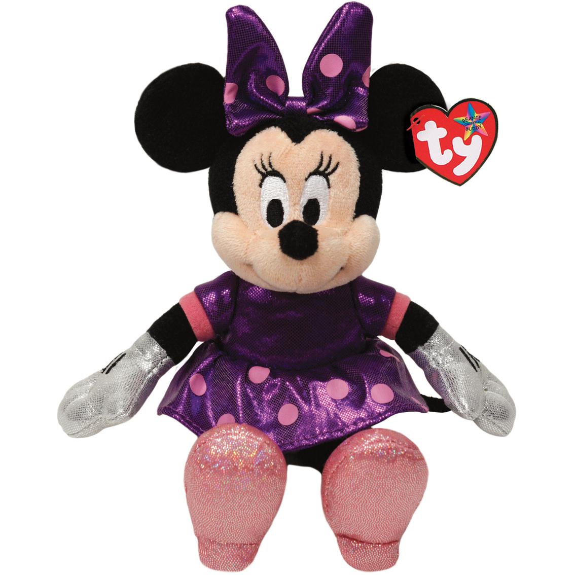 Ty Disney Minnie Mouse Plush Toy Stuffed Animals Baby