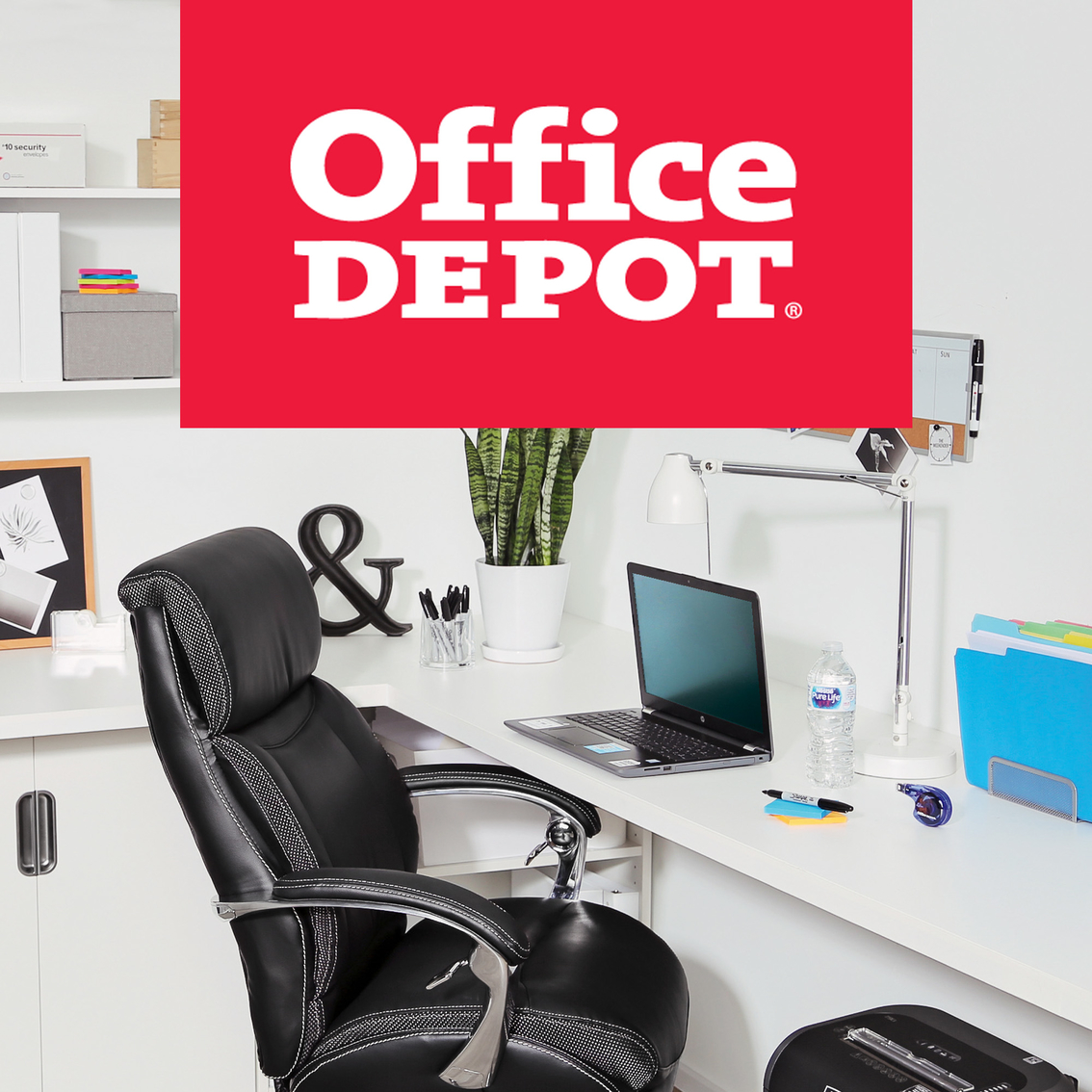 Office depot services register new product - 0000