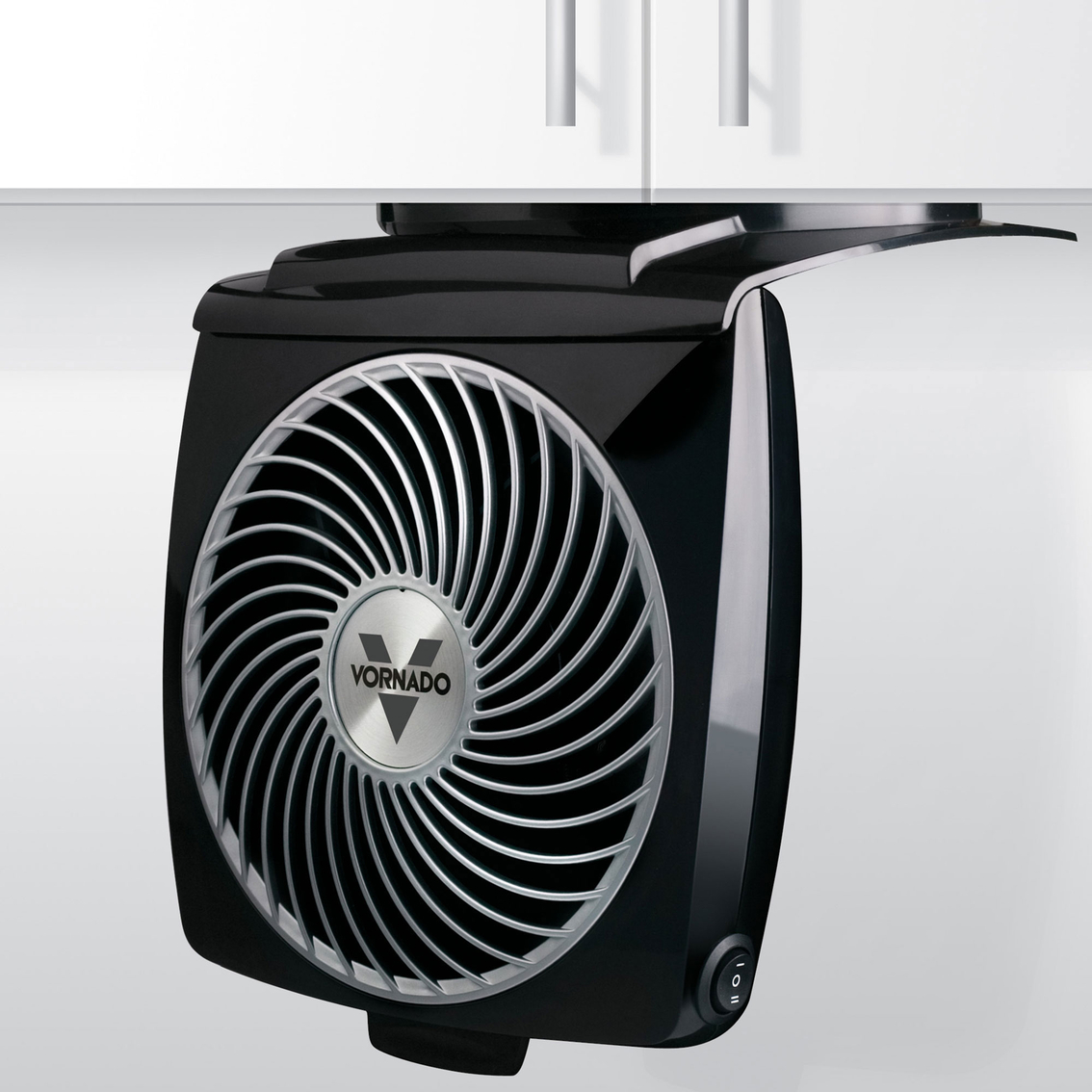 Vornado v103 under cabinet air circulator portable fans for Air circulation fans home