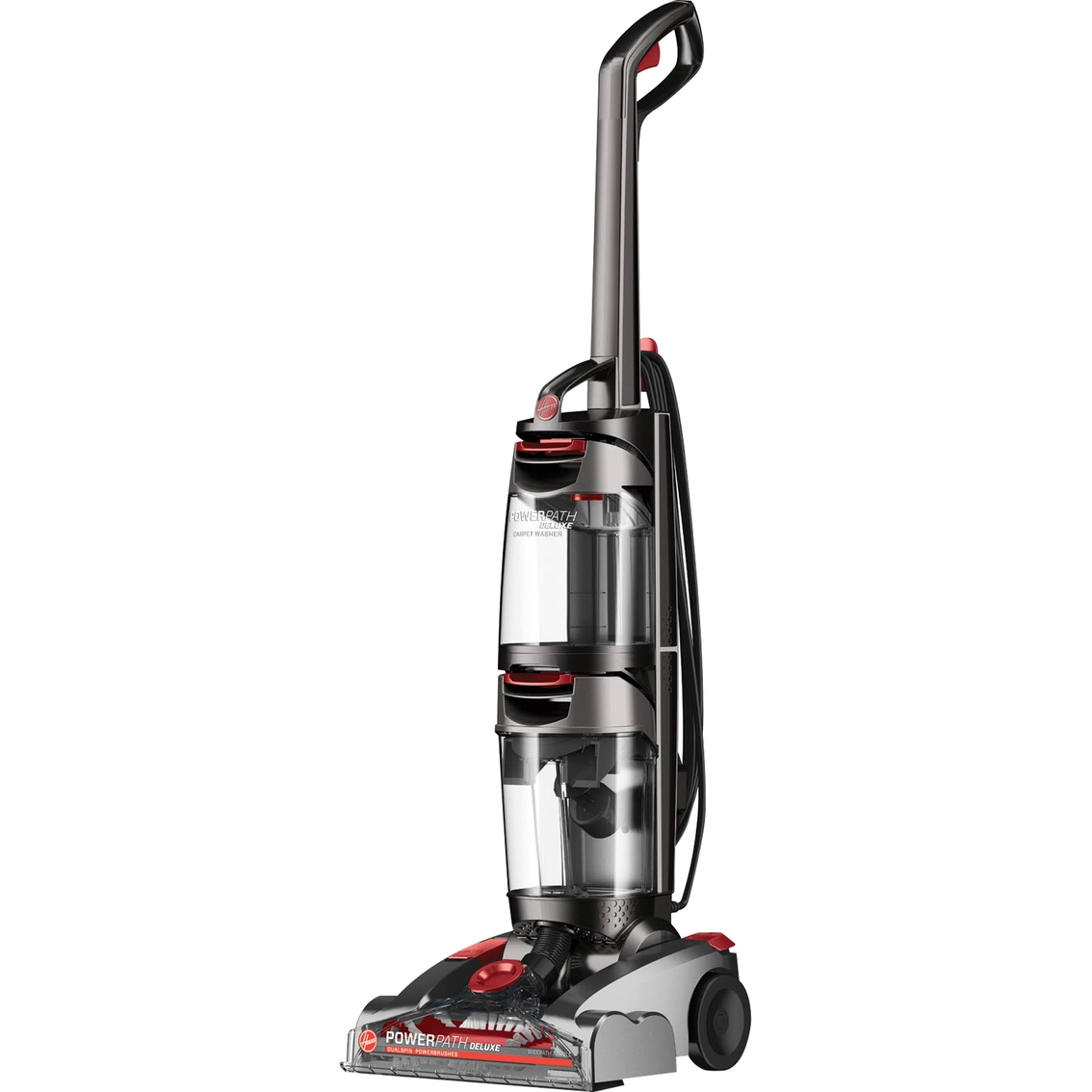 Hoover Power Path Deluxe Carpet Cleaner Upright Home