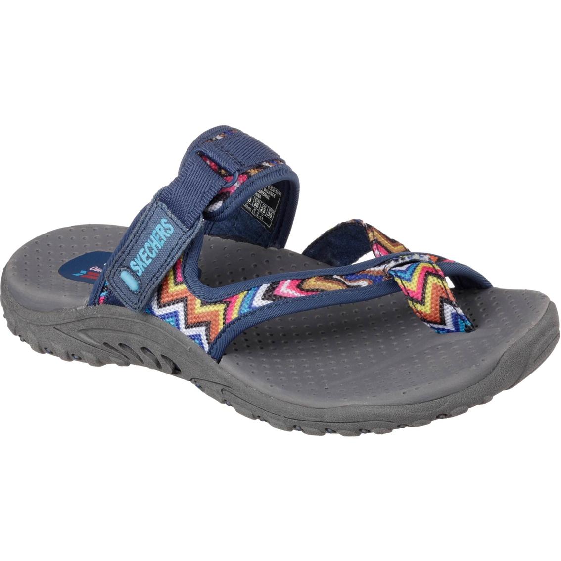 315d20745ab3 Skechers Women s Reggae Zig Swag Sandals