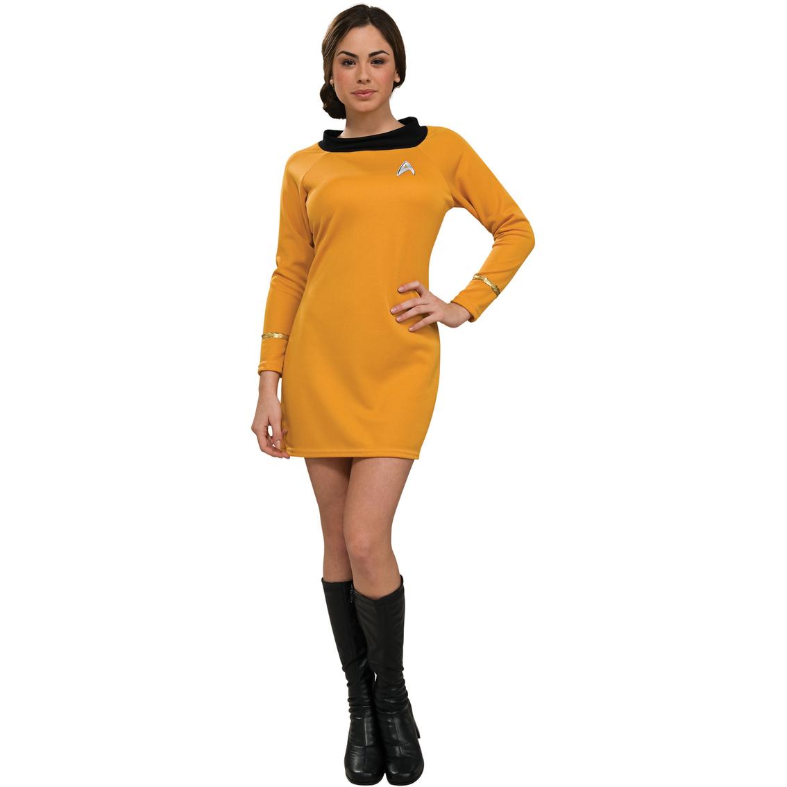 Rubie's Costume Co. Adult Deluxe Star Trek Female ...