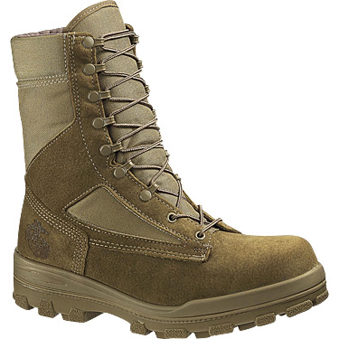 cdbad66061a Bates Usmc Durashock Steel Toe Hot Weather Boot E40501 | Low ...