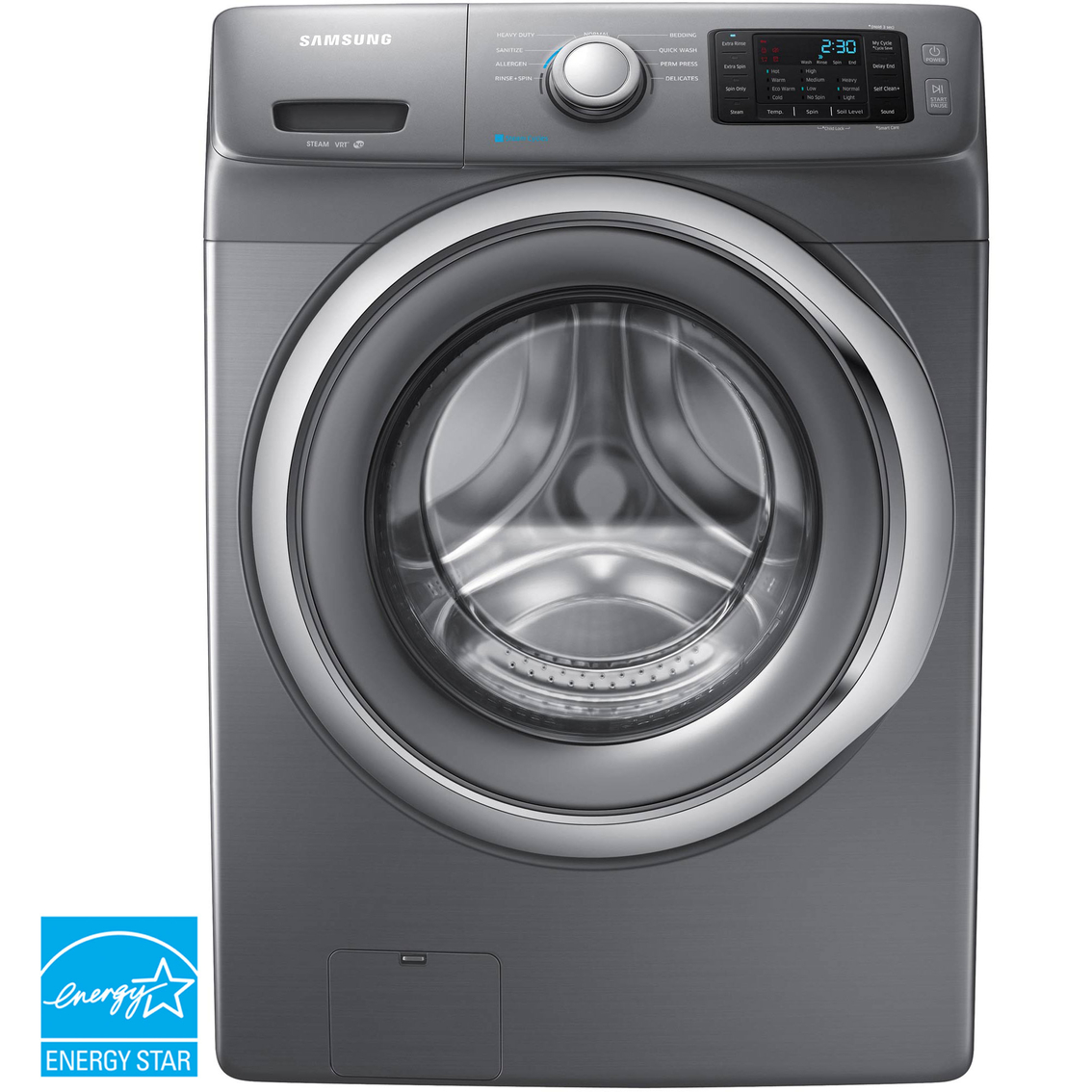 Samsung 42 cu ft front load washer washers home samsung 42 cu ft front load washer biocorpaavc Images