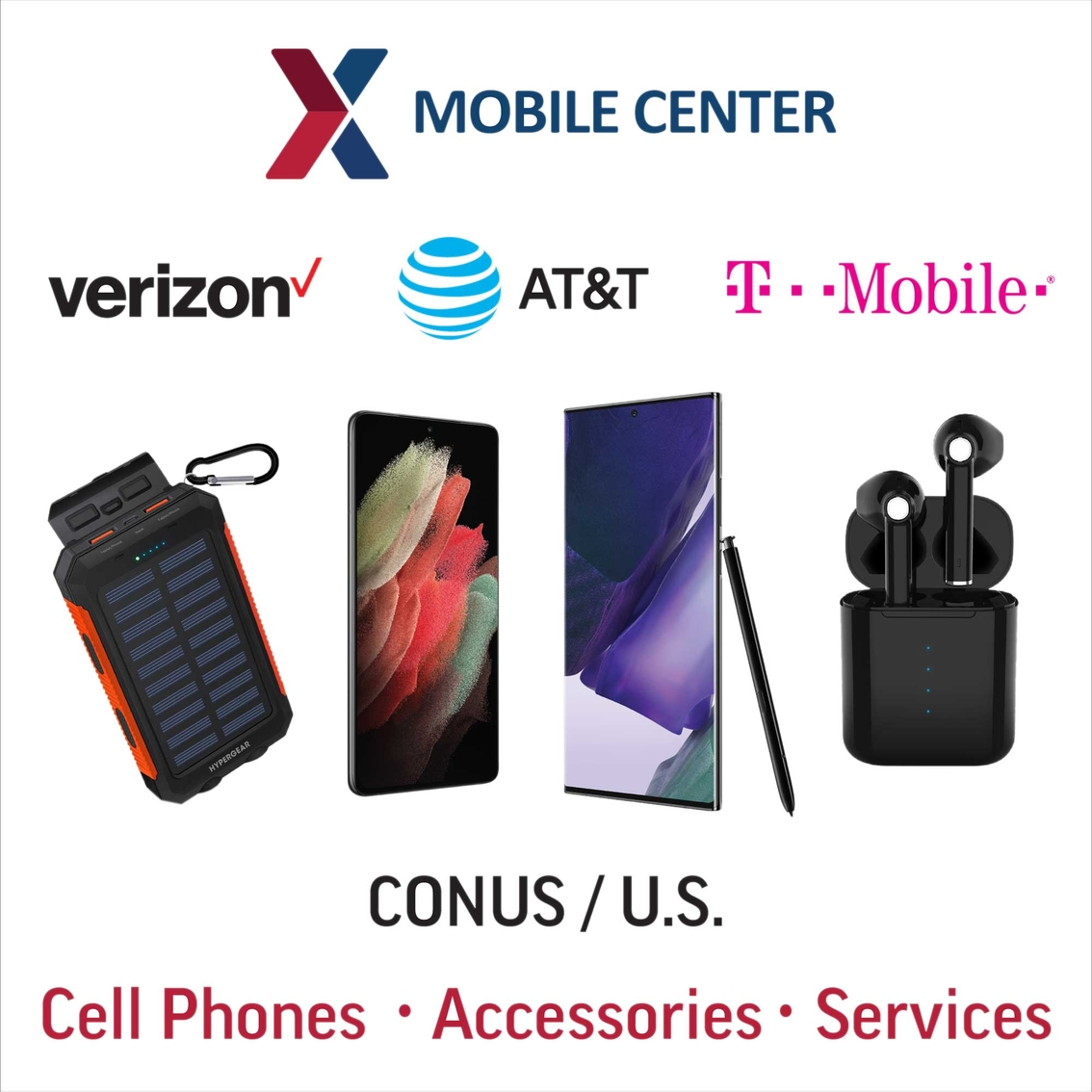 Exchange Mobile Center | Marketplace | Electronics | Shop The Exchange