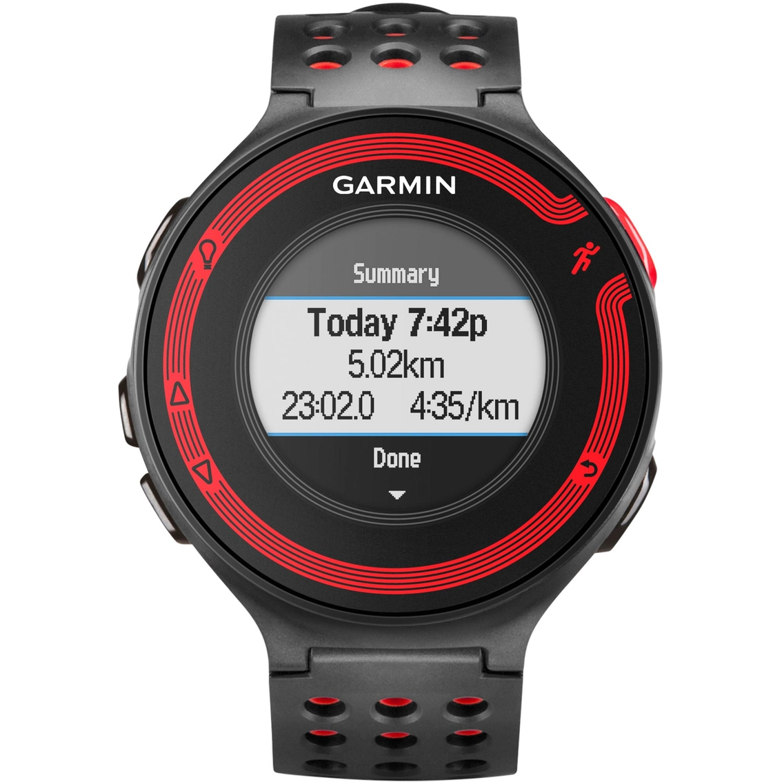 Garmin forerunner 220 gps sports watch with heart rate monitor fitness gps watches beauty for Watches garmin