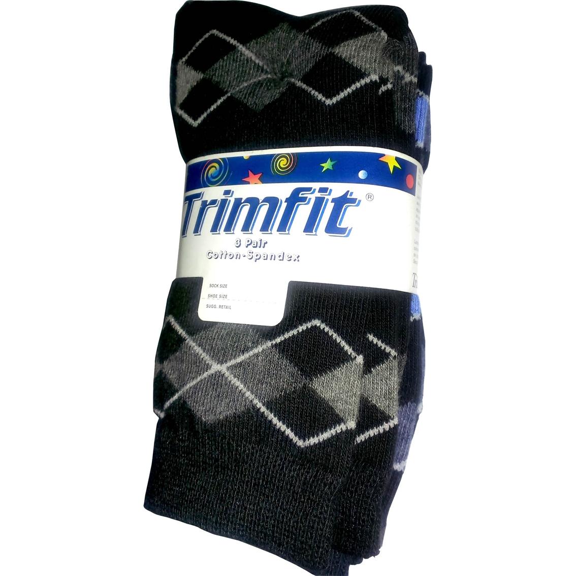 Argyle Socks Teen 111