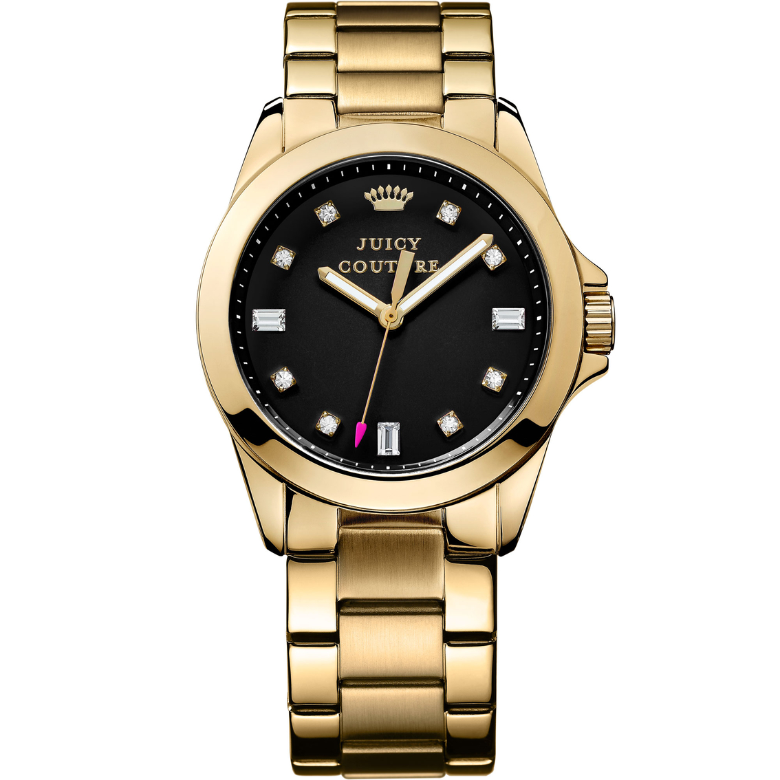 Juicy Couture Women's Stella Watch 36mm 1901122