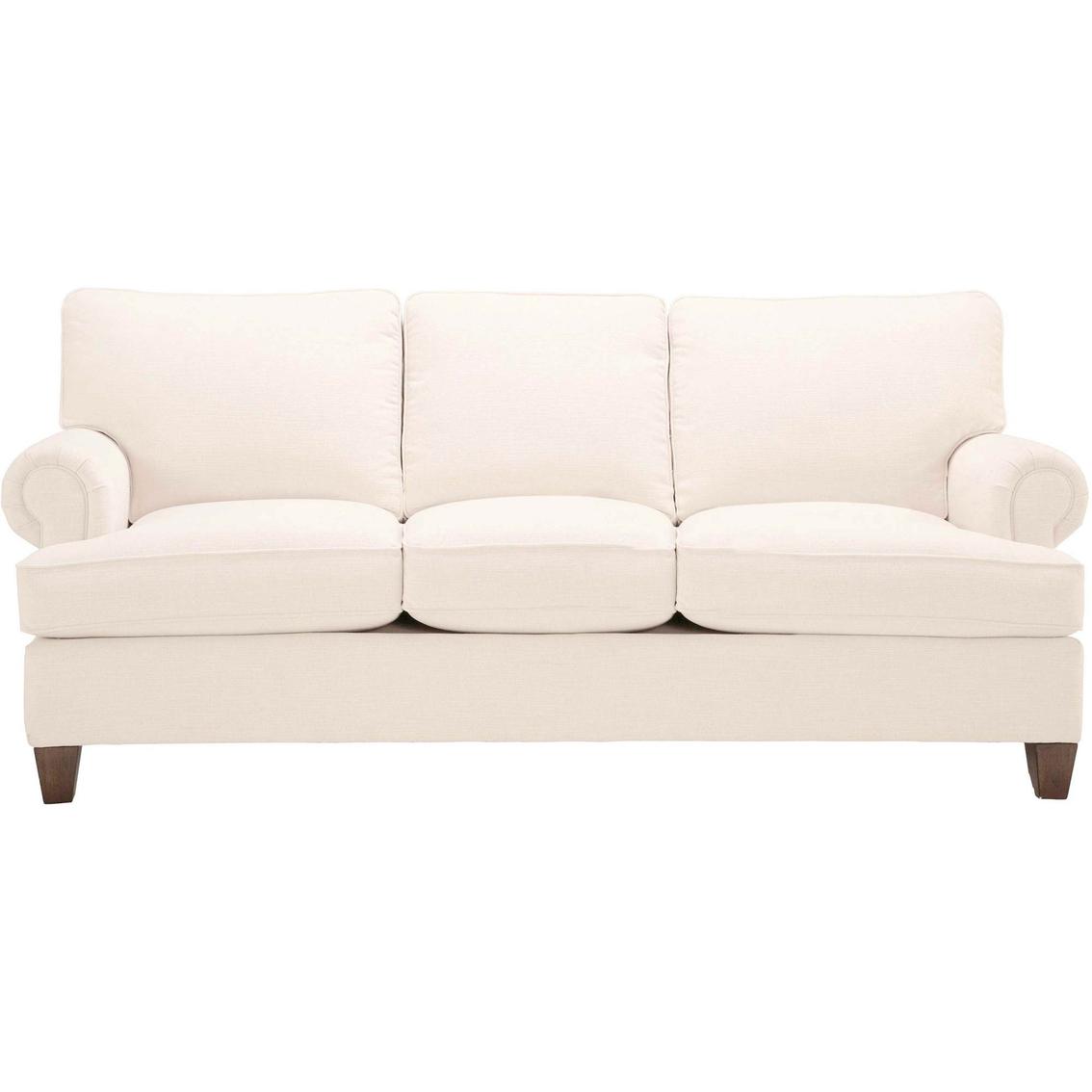 bassett sutherland sleeper sofa sofas loveseats home appliances shop the exchange