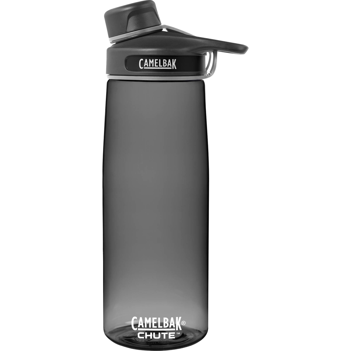 camelbak chute 75 liter water bottle gray hydration gifts food shop the exchange. Black Bedroom Furniture Sets. Home Design Ideas