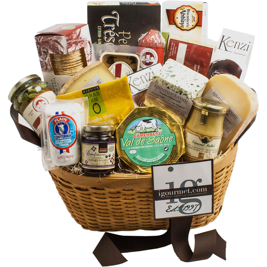 the gourmet market french premier gift basket gourmet food baskets gifts food shop the. Black Bedroom Furniture Sets. Home Design Ideas