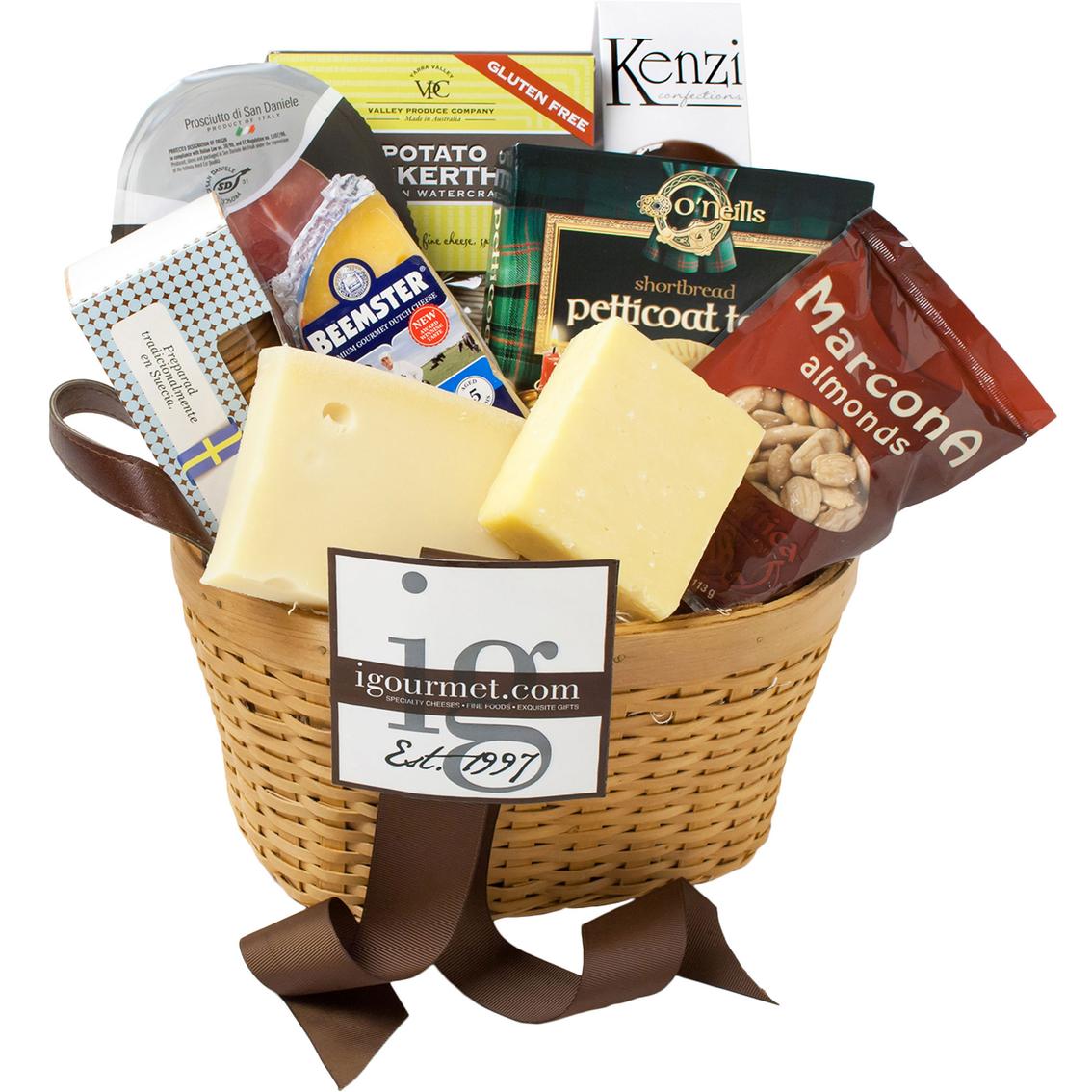 The gourmet market international classic gift basket gourmet food 0000 negle Choice Image