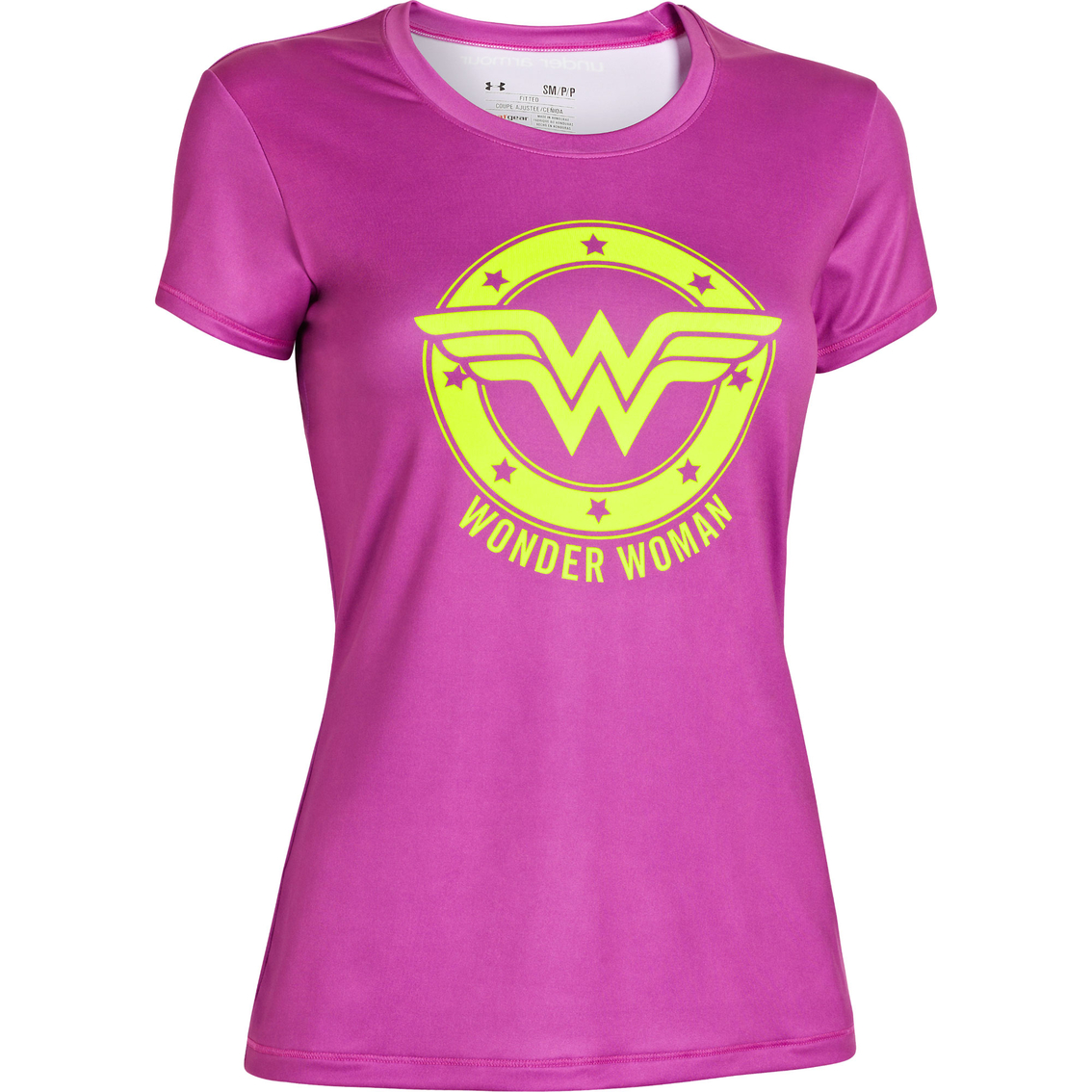 3876cb43 Under Armour Alter Ego Sonic Wonder Woman Tee   Tops   Apparel ...