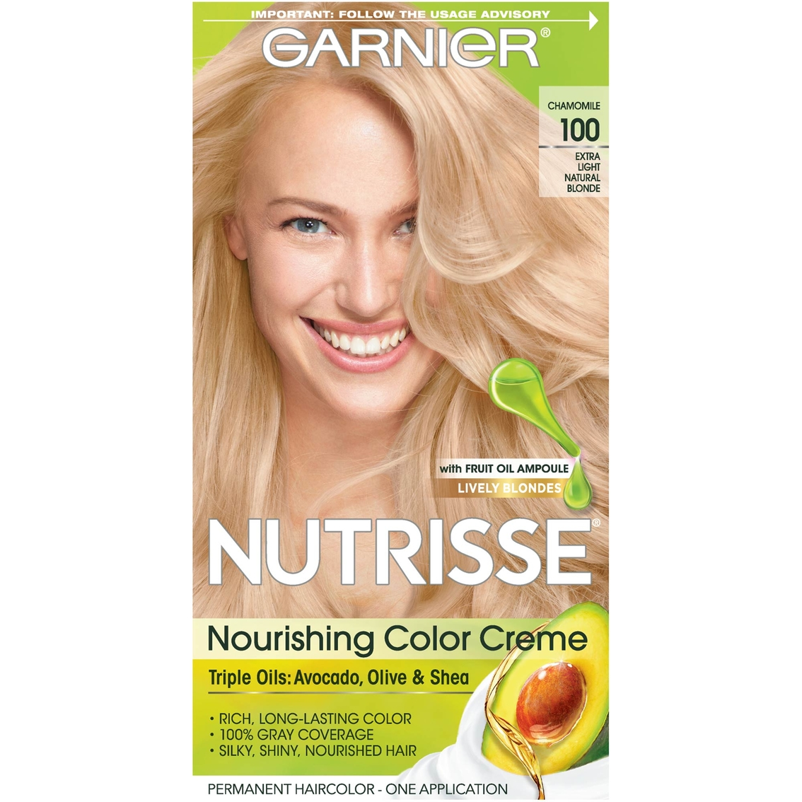 Garnier Nutrisse Nourishing Hair Color Creme Hair Treatments