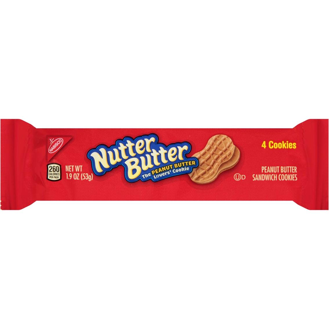 nabisco nutter butter cookies desserts shop the exchange