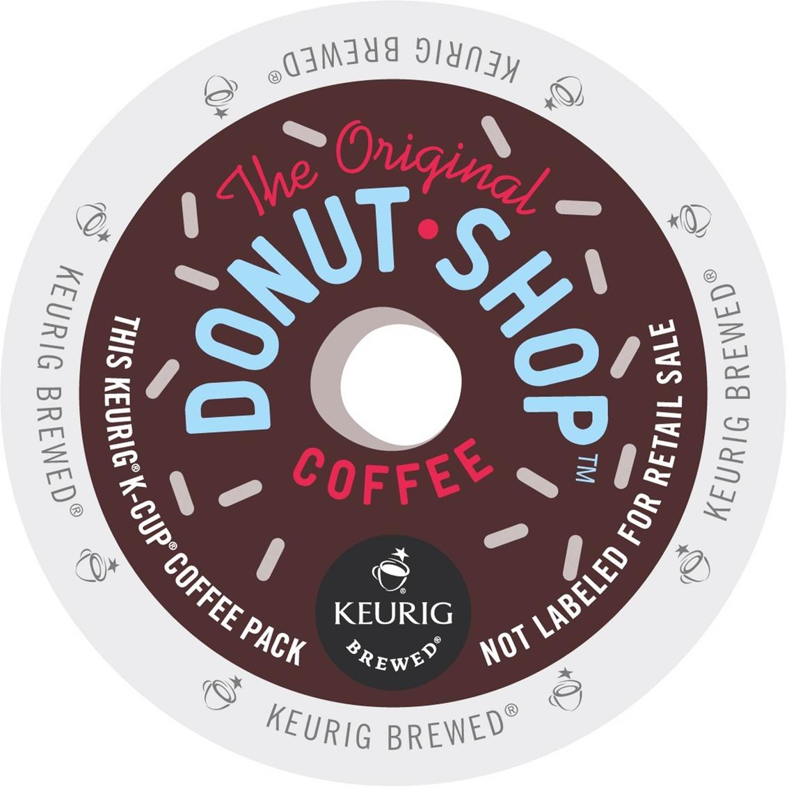 Keurig Green Mountain The Original Donut Shop Regular