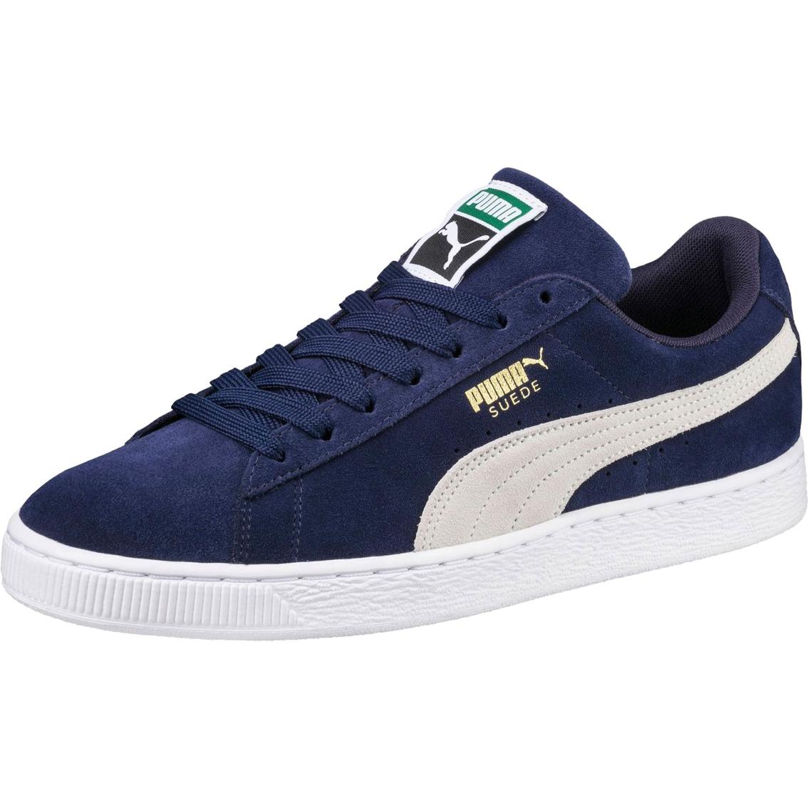 26be7efa3fc Puma Men s Suede Classic Plus Sneakers