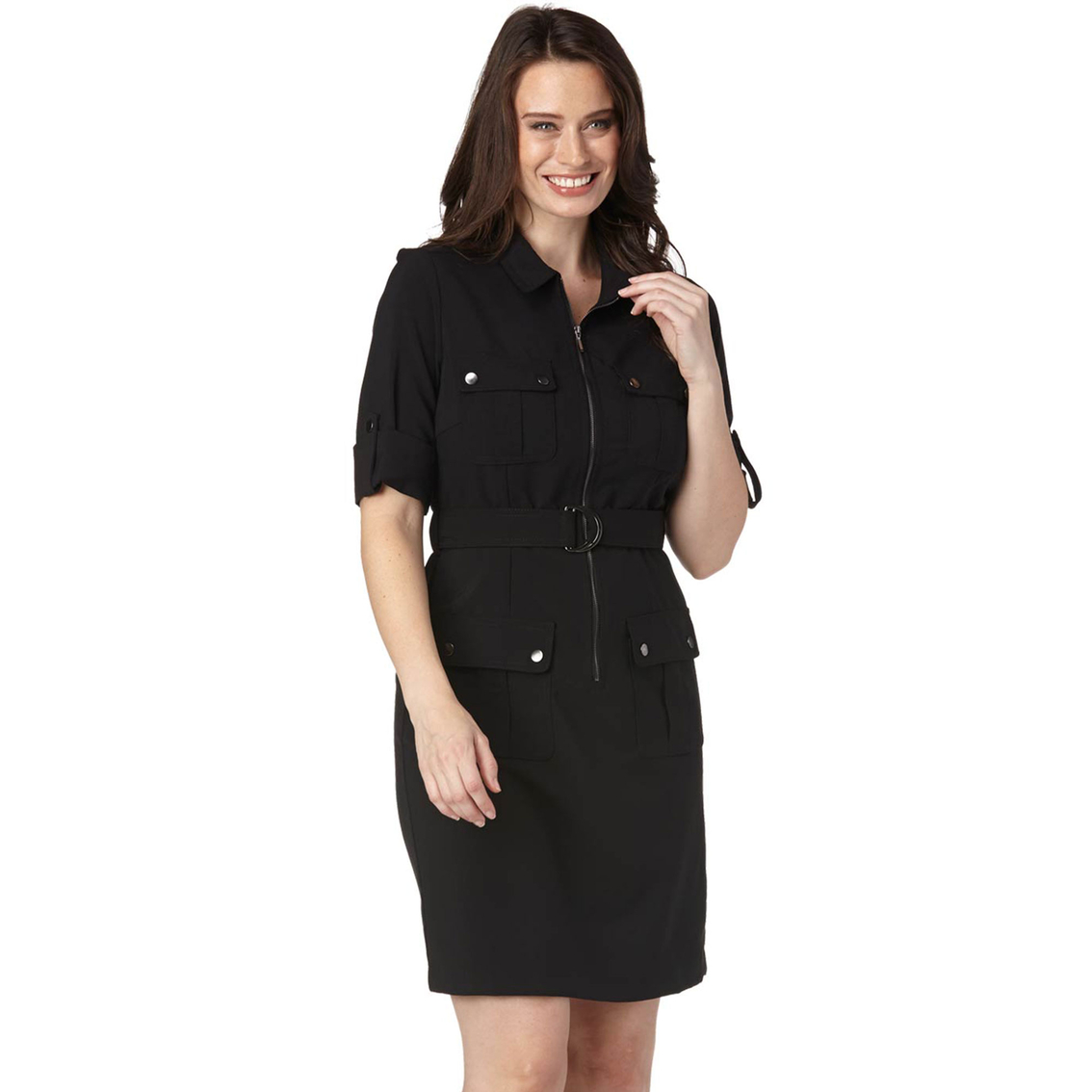 1f38f6393c0 Sharagano Shirt Dress - Dress Foto and Picture