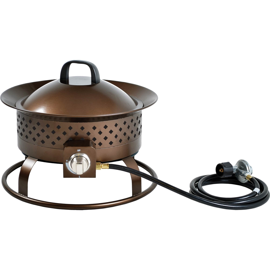 Portable Gas Fire Pits Outdoor: Bond Portable Gas Fire Pit