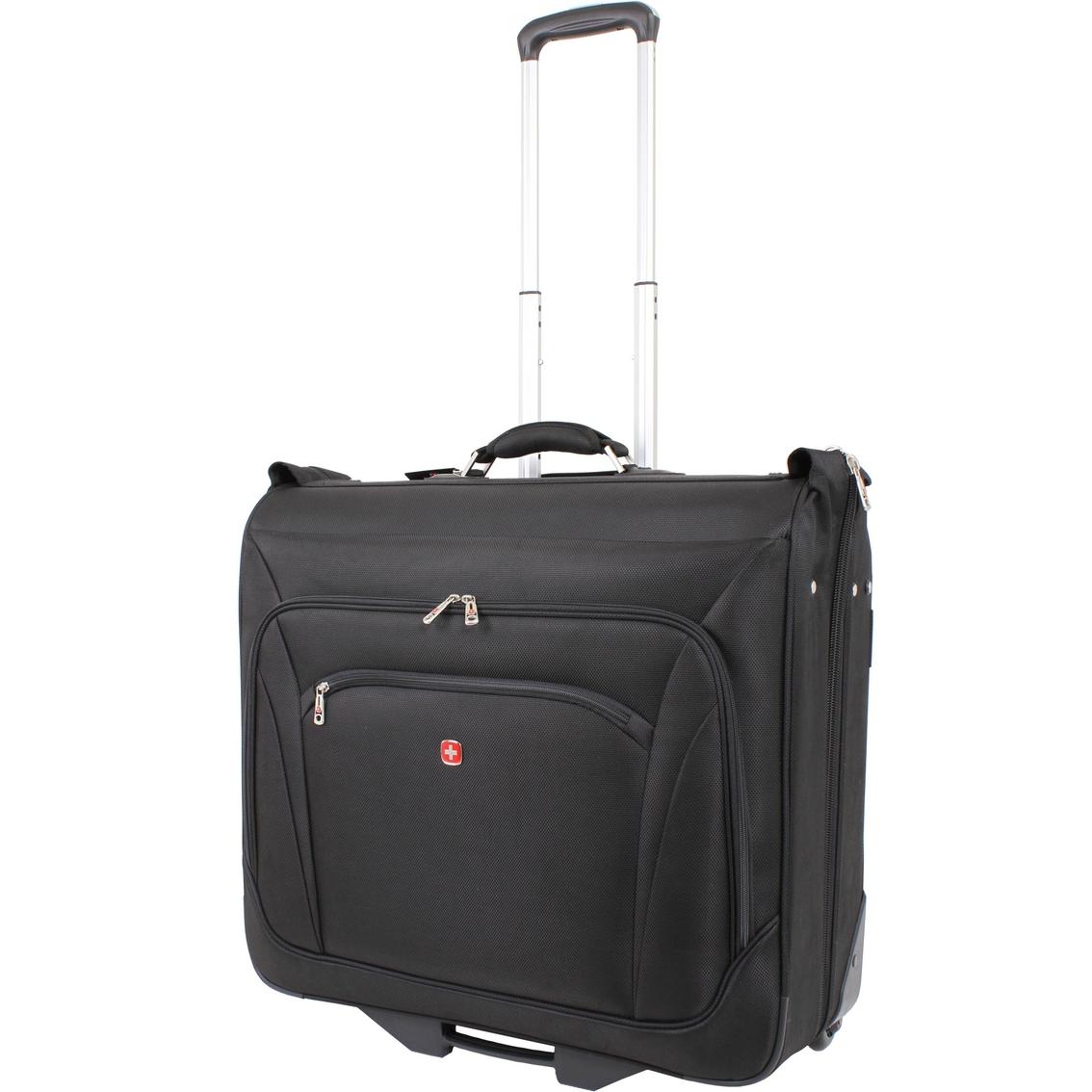 swiss gear zurich 46 in garment bag luggage more shop the exchange