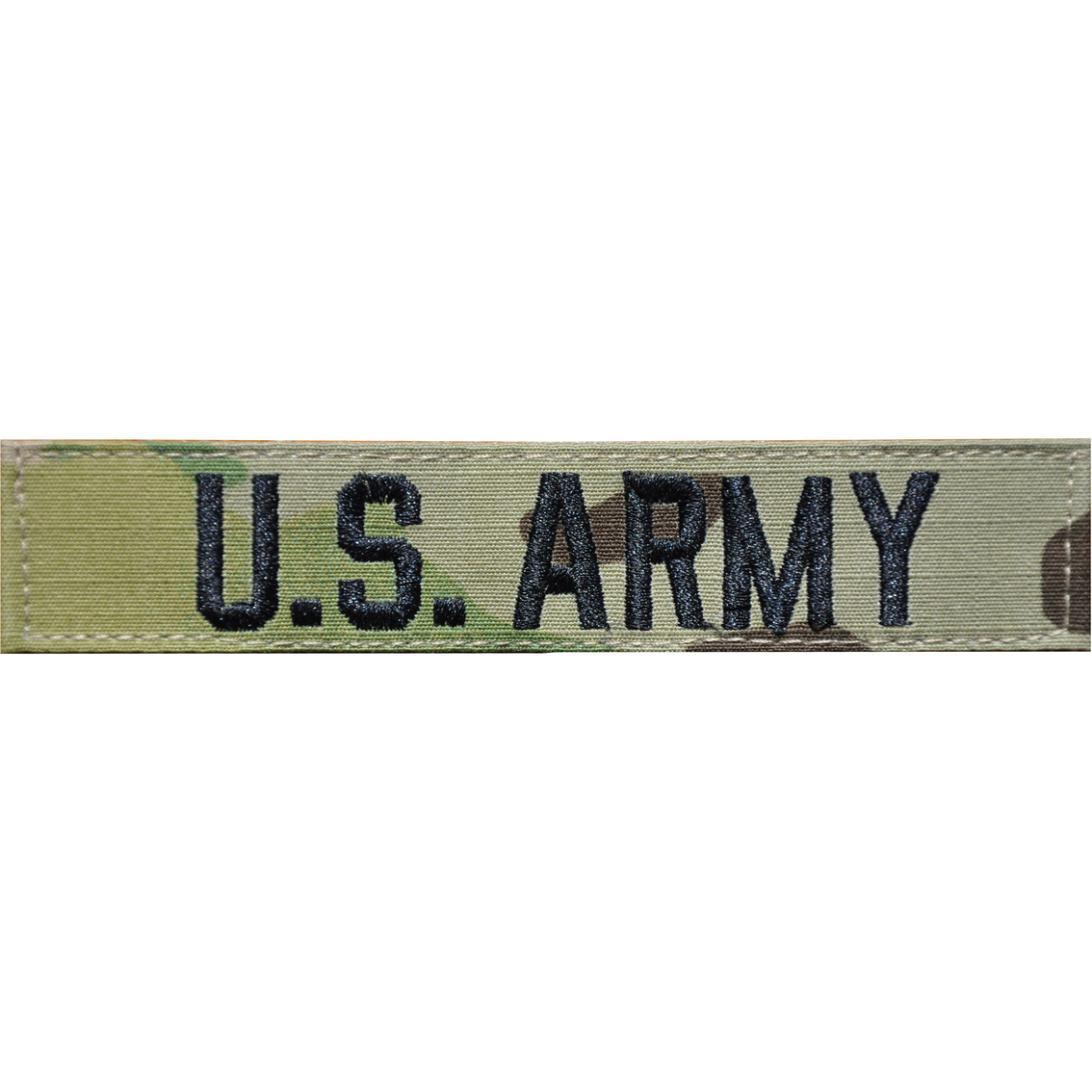 1f6be8778360 Army Ocp Branch Of Service Tape With Velcro | Express Name Tapes ...
