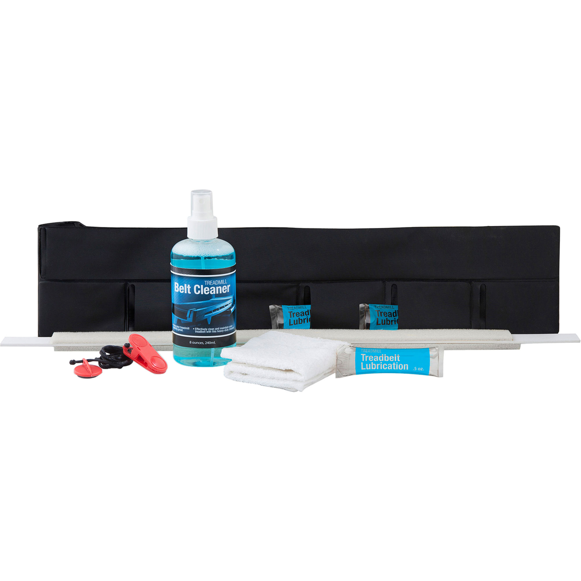 Treadmill Lubricant Instructions: Proform Treadmill Accessory Kit